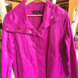 Talbots jacket in beautiful rose pink